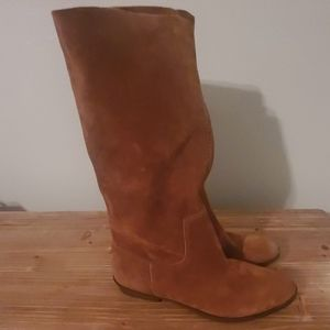New Nine West Vintage Collection Suede Boots